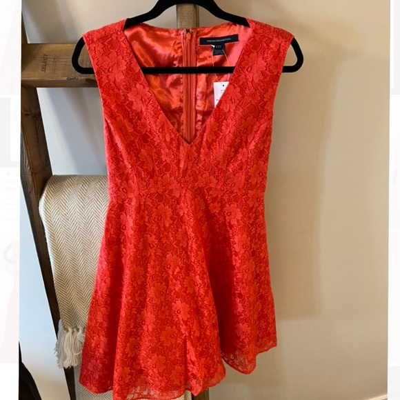 💗2/$30💗French Connection Sexy Sweet Lace Dress